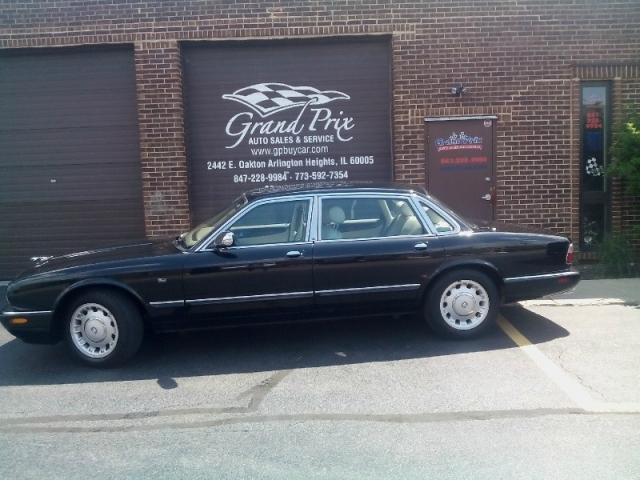 Best Of 99 Jaguar Xj8