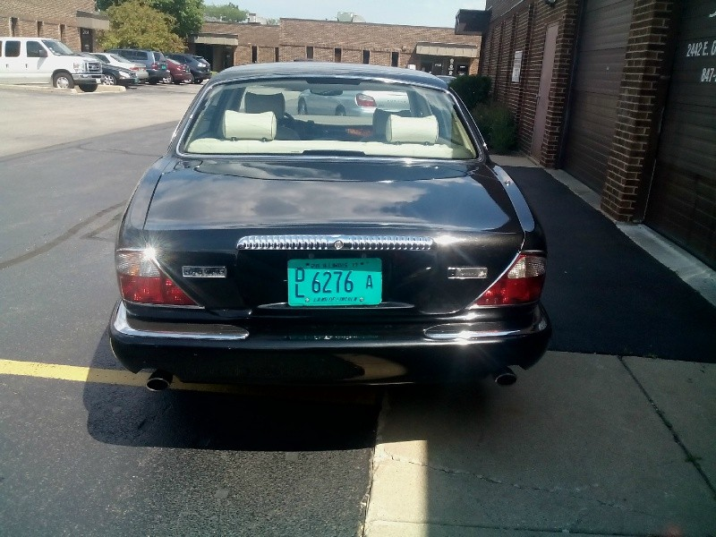 Jaguar XJ 1999 price $4,990