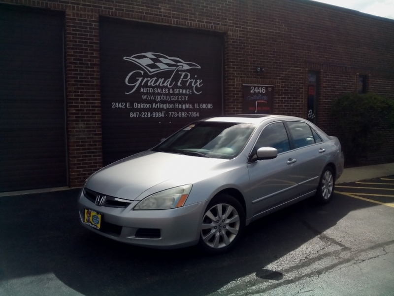 Honda Accord Sdn 2007 price $6,995