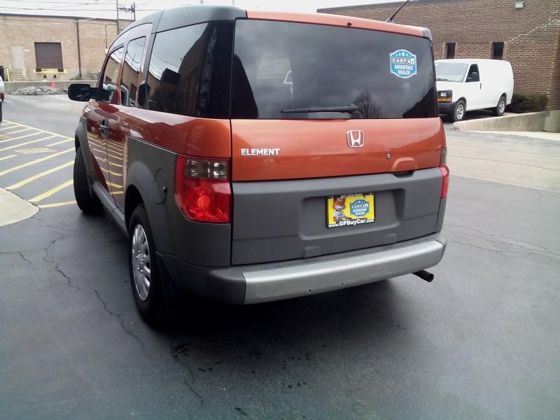 Honda Element 2005 price $6,390