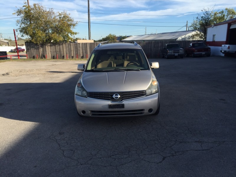 Nissan Quest 2007 price $0