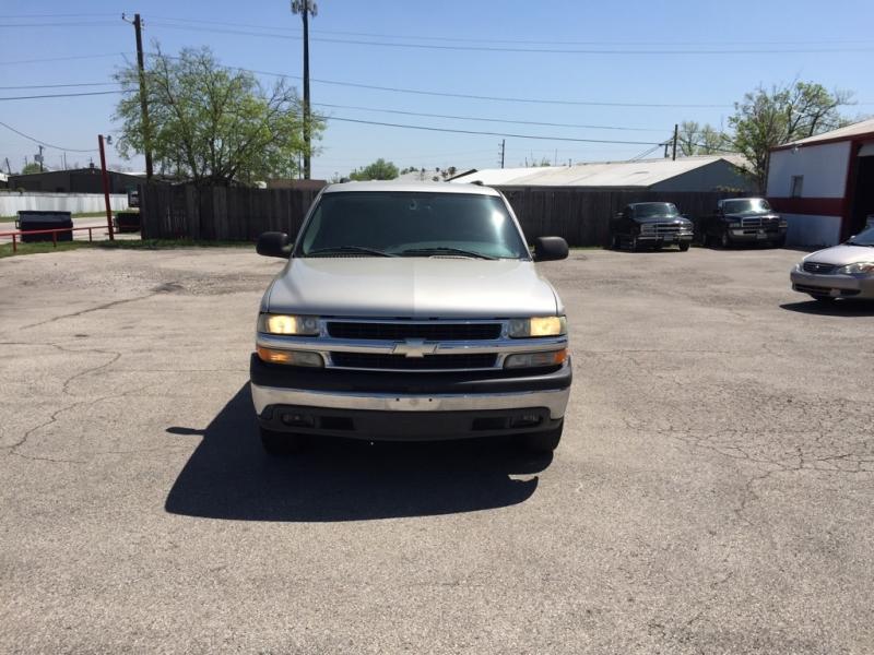 Chevrolet Tahoe 2004 price $0