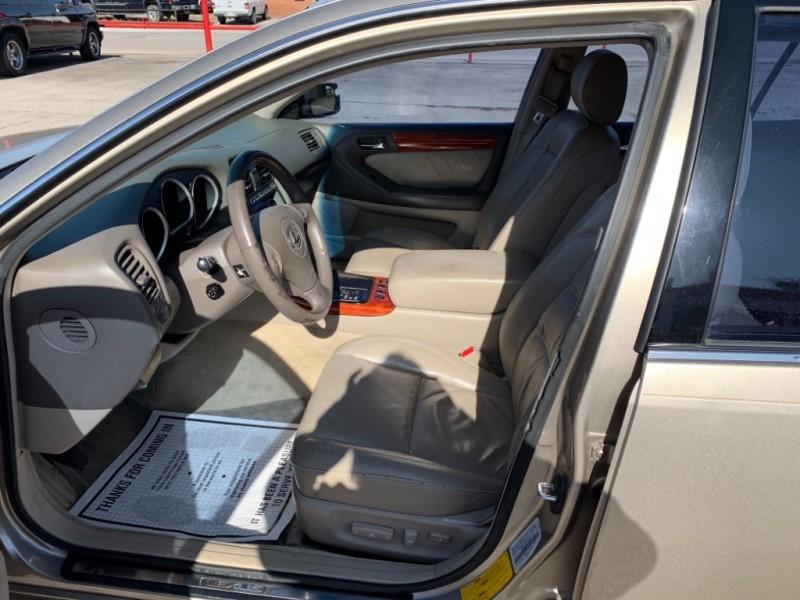Lexus GS 300 2001 price $0