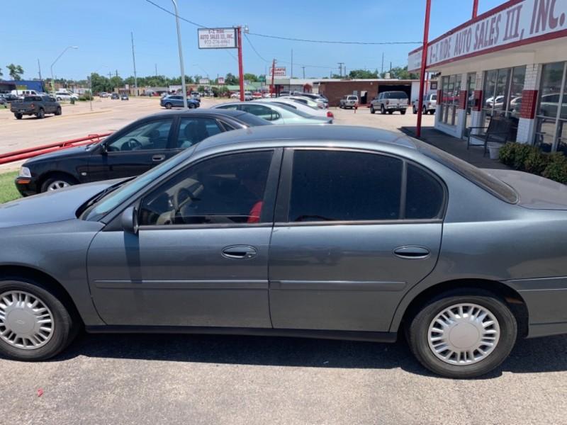 Chevrolet Malibu 2003 price $0