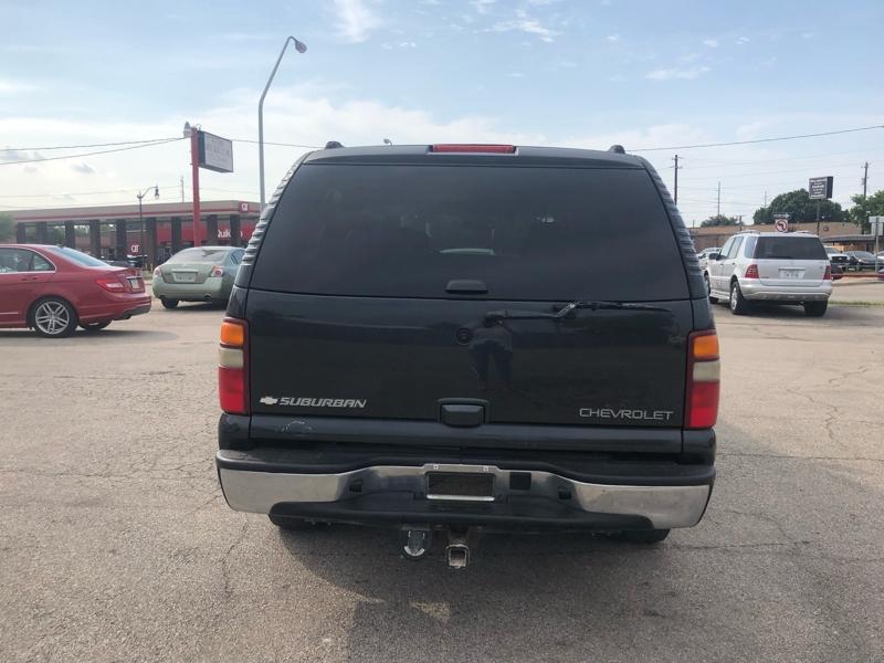 Chevrolet Suburban 2003 price $0