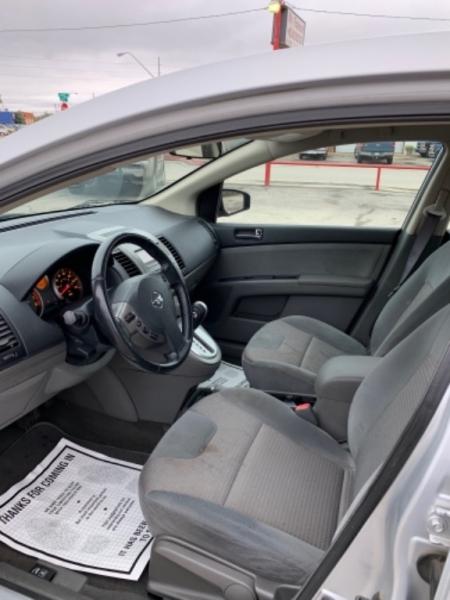 Nissan Sentra 2008 price $0