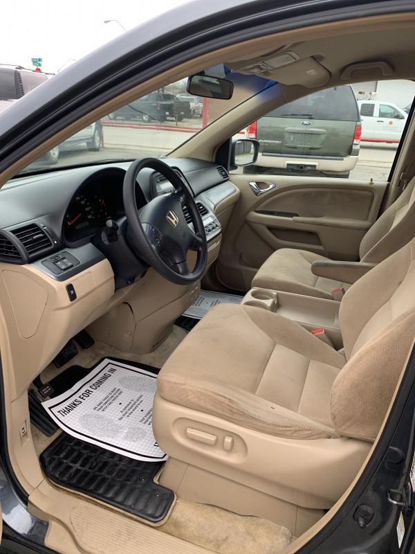 Honda Odyssey 2006 price $0