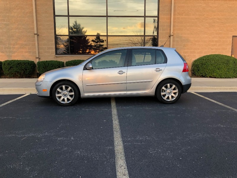 Volkswagen Rabbit 2008 price $4,288