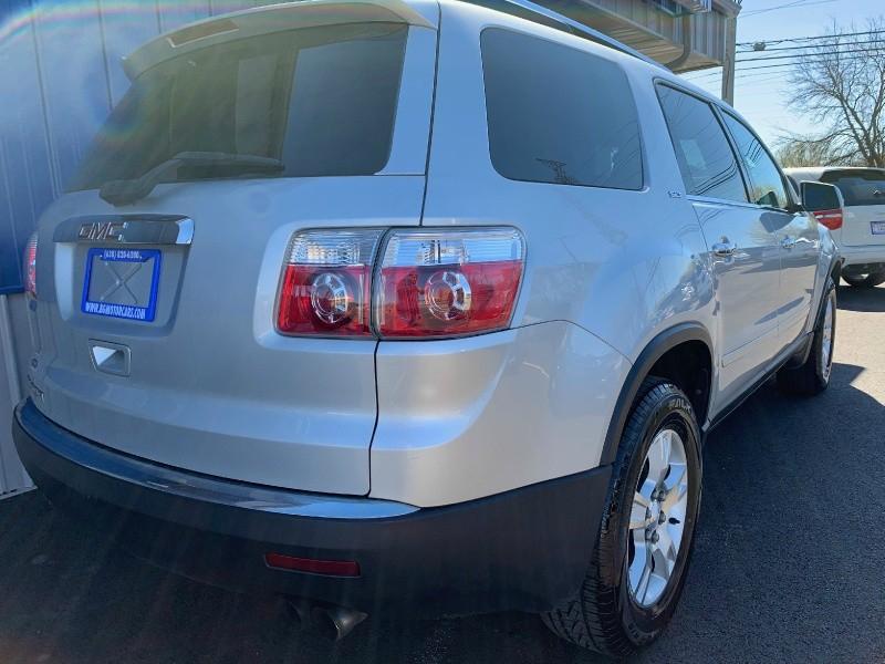 GMC Acadia 2009 price $5,998