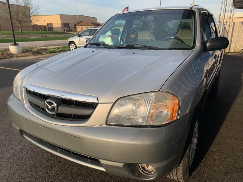 Mazda Tribute 2001 price $3,498
