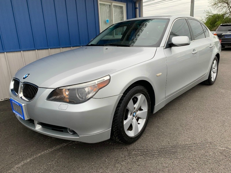 BMW 5-Series 2006 price $6,998