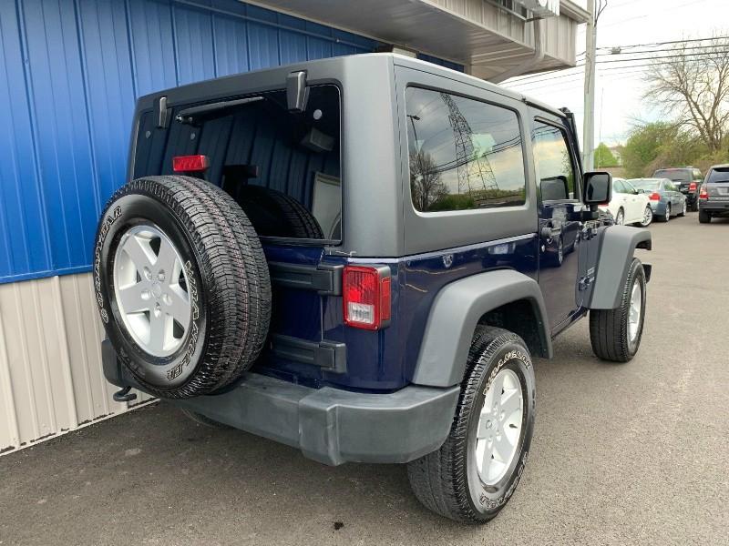 Jeep Wrangler 2013 price $19,998