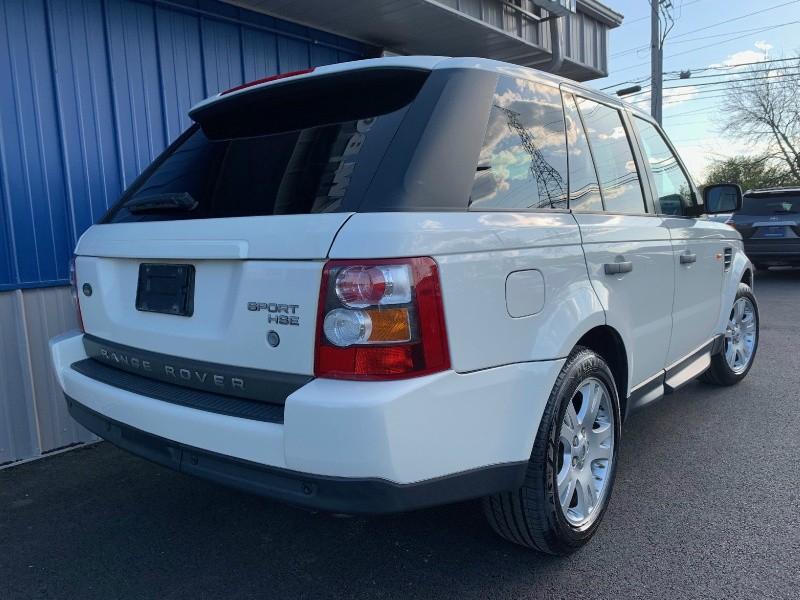 Land Rover Range Rover Sport 2006 price $9,998