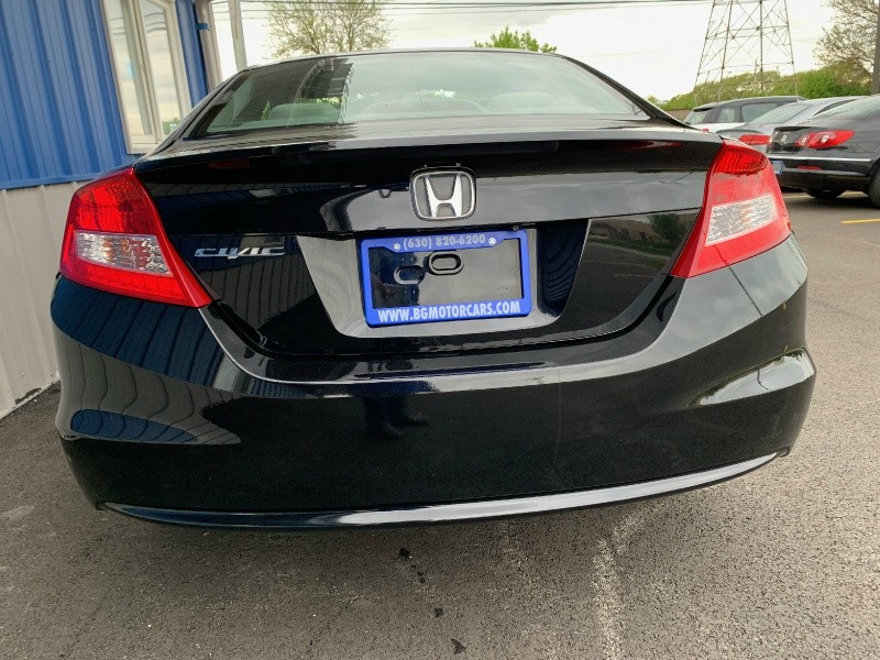 Honda Civic Cpe 2013 price $9,498