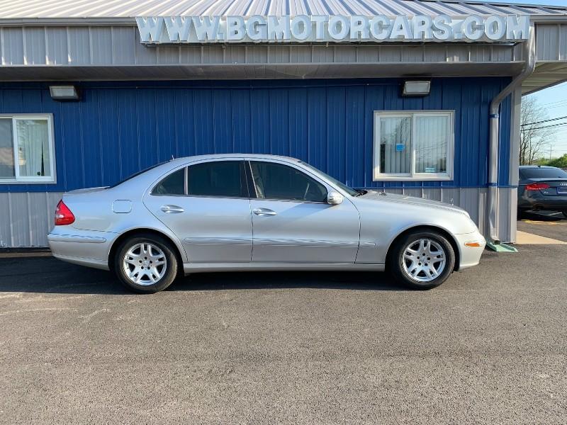 Mercedes-Benz E-Class 2003 price $3,299