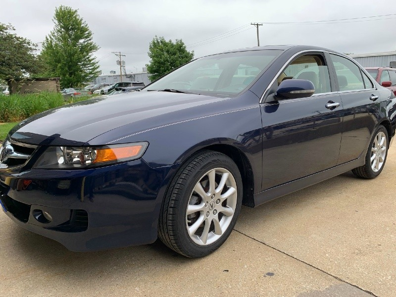 Acura TSX/NAVIGATION 2008 price $5,998