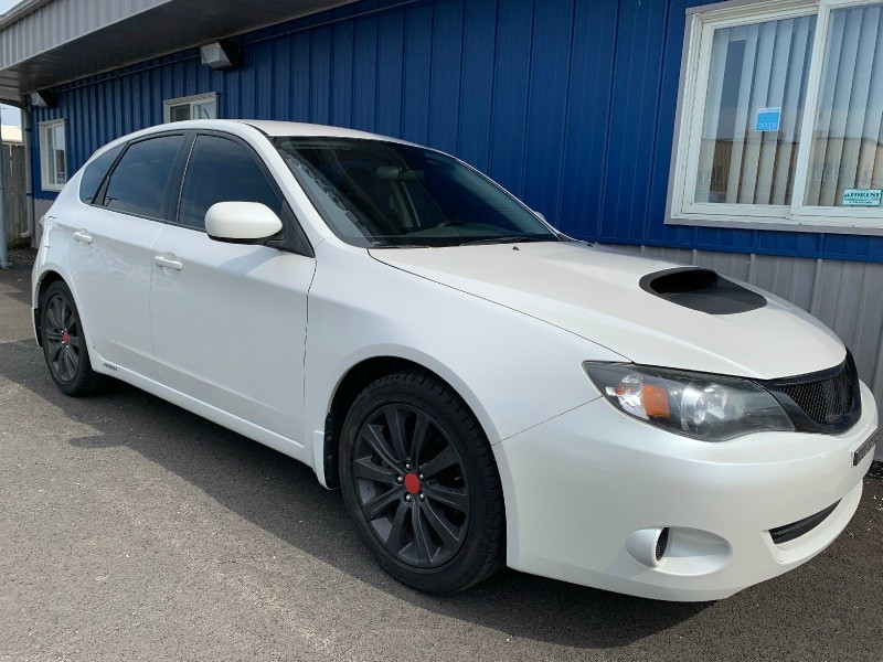Subaru Impreza Wagon (Natl) 2008 price $9,998