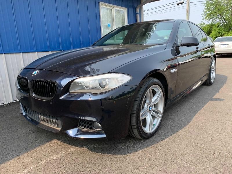BMW 5-Series 2012 price $14,598