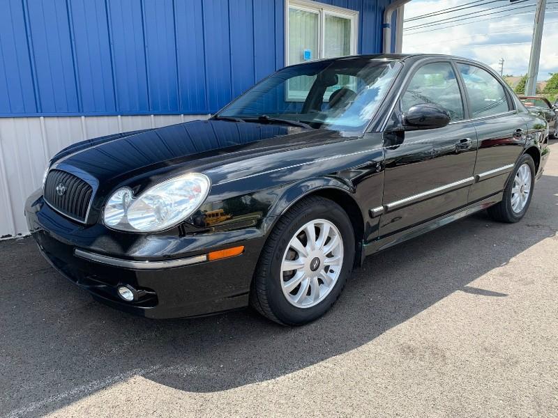 Hyundai Sonata 2005 price $4,498