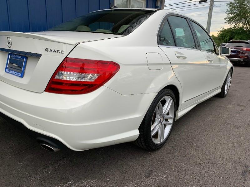 Mercedes-Benz C-Class 2012 price $14,498