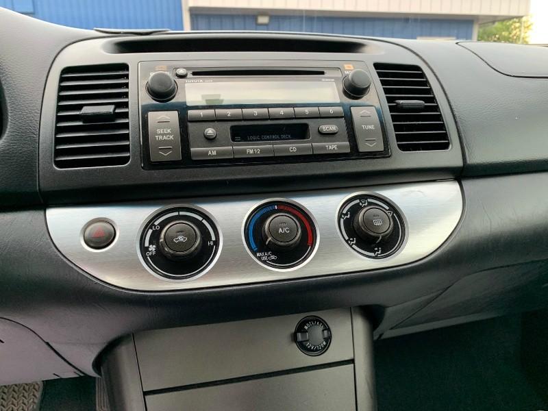 Toyota Camry 2005 price $4,281