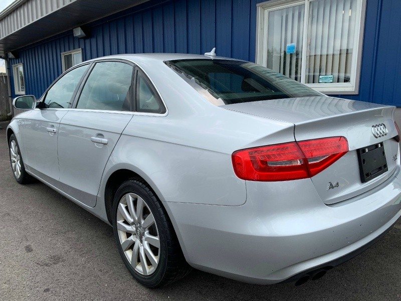 Audi A4 2013 price $10,998