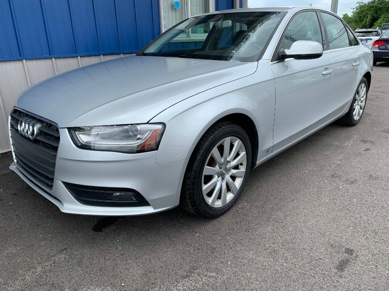 Audi A4 2013 price $10,498