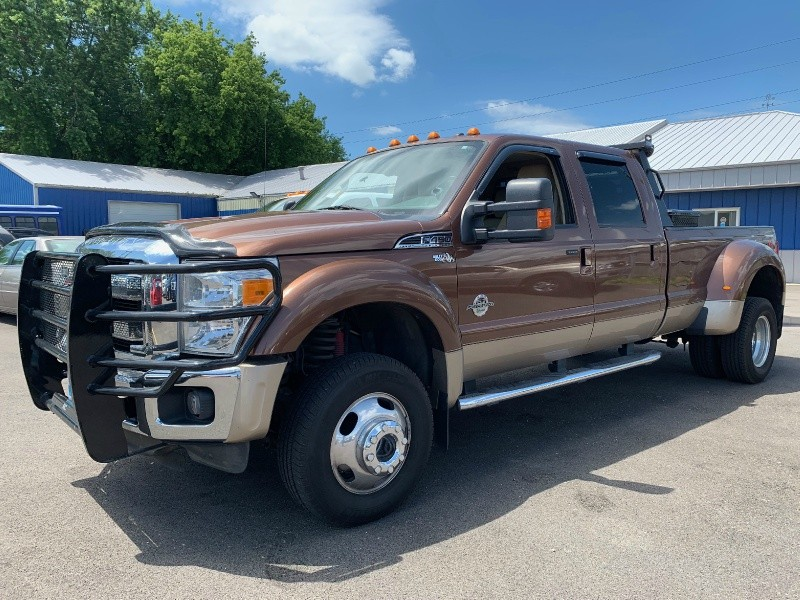 Ford Super Duty F-450 DRW 2011 price $38,998