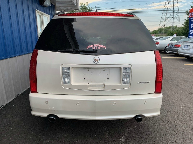 Cadillac SRX 2005 price $4,998
