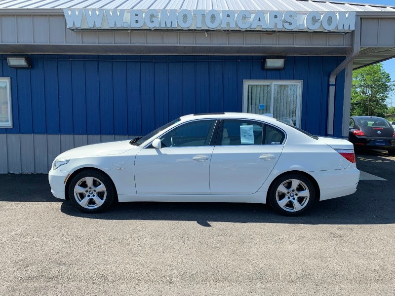 BMW 5-Series 2008 price $6,498