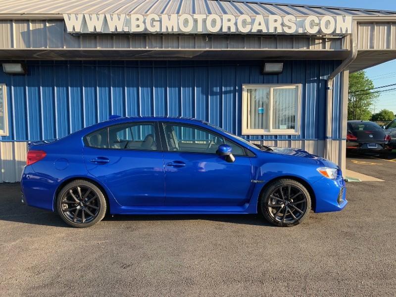 Subaru WRX 2018 price $27,998