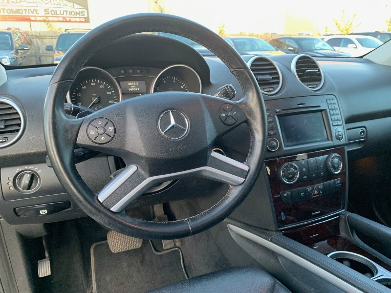 Mercedes-Benz M-Class 2011 price $8,998