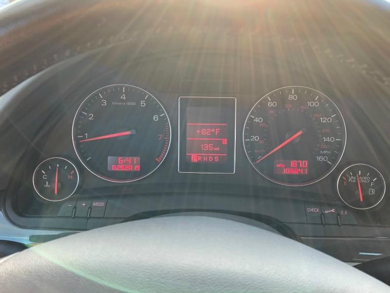 Audi A4 2003 price $4,498