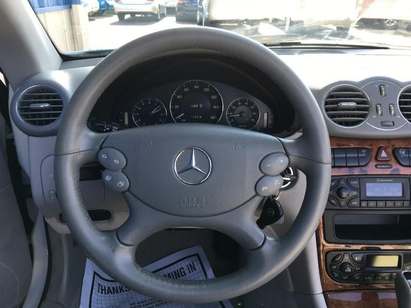 Mercedes-Benz CLK-Class 2004 price $9,198