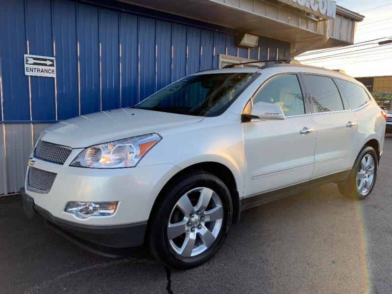 Chevrolet Traverse 2012 price $9,798