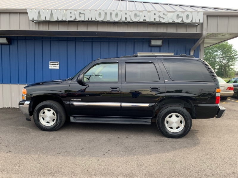 GMC Yukon 2005 price $8,698