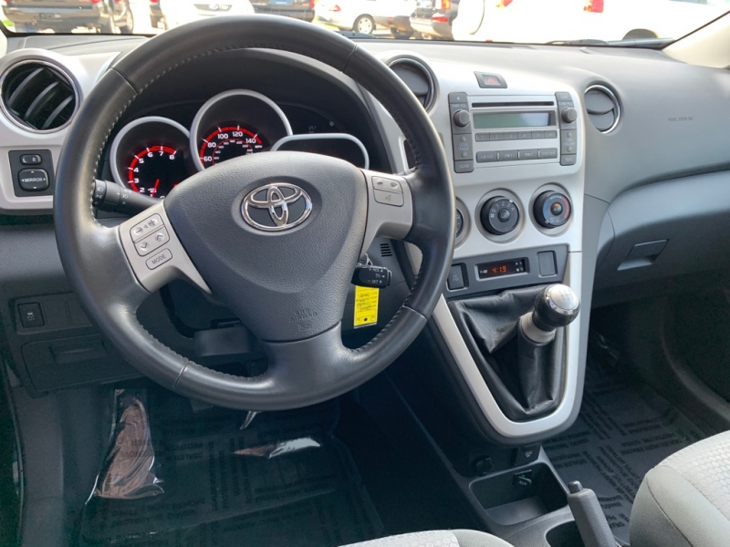 Toyota Matrix 2009 price $8,911
