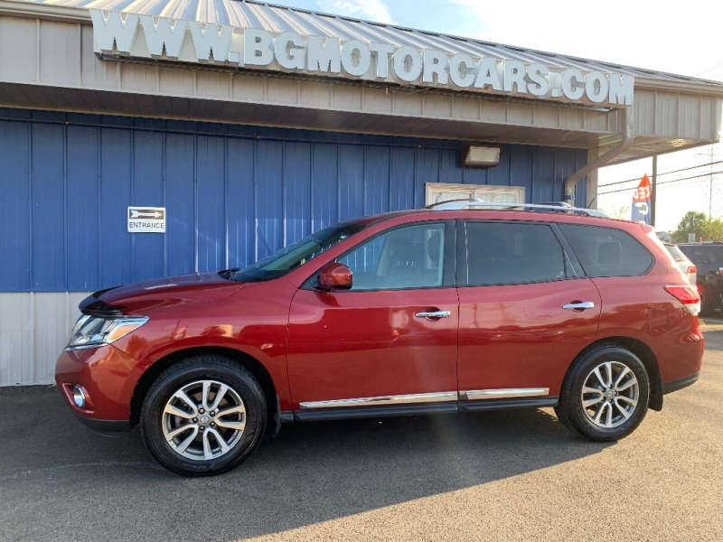 Nissan Pathfinder 2013 price $9,998