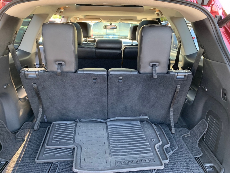 Nissan Pathfinder 2013 price $9,998