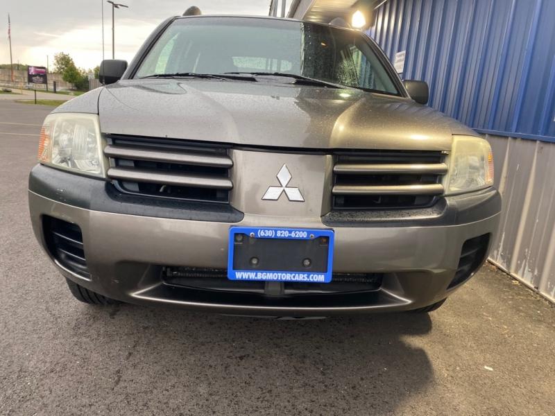 Mitsubishi Endeavor 2005 price $3,998