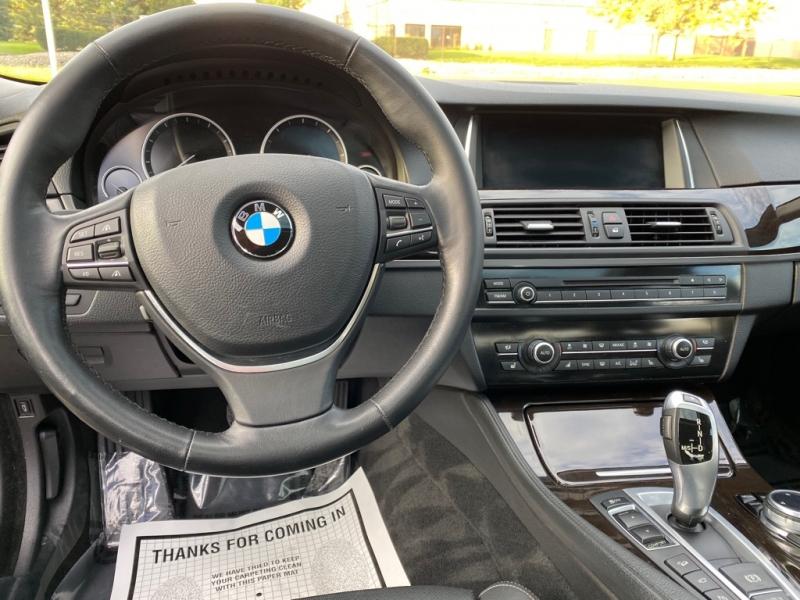 BMW 5-Series 2014 price $14,399