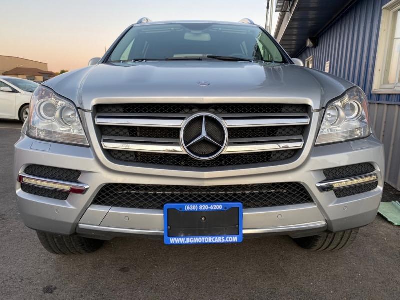 Mercedes-Benz GL-Class 2012 price $17,491