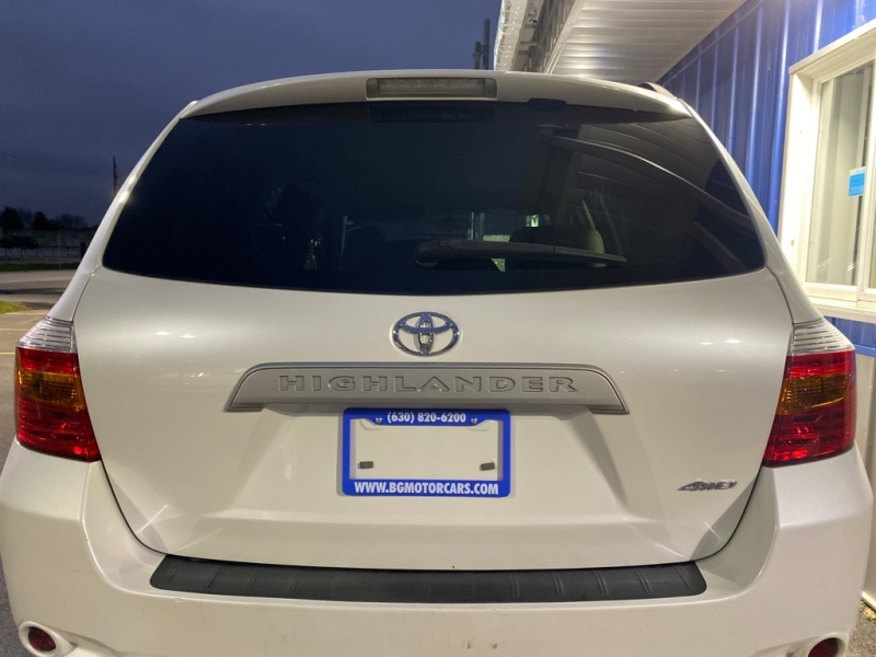 Toyota Highlander 2010 price $10,498