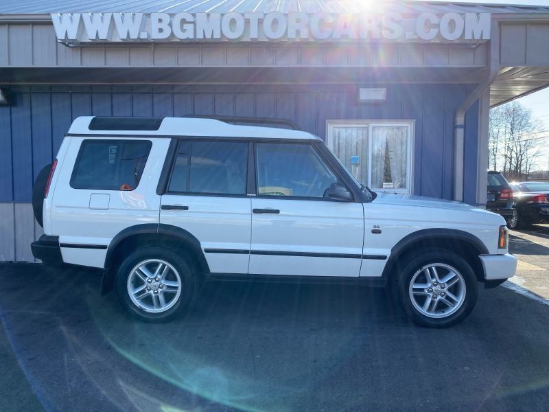 Land Rover Discovery 2004 price $11,999