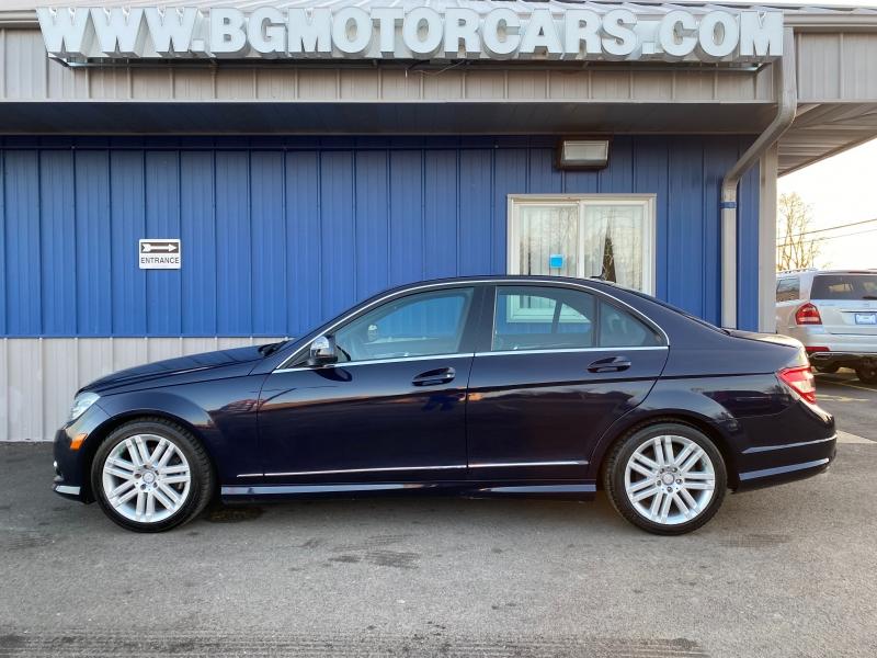 Mercedes-Benz C-Class 2009 price $9,898