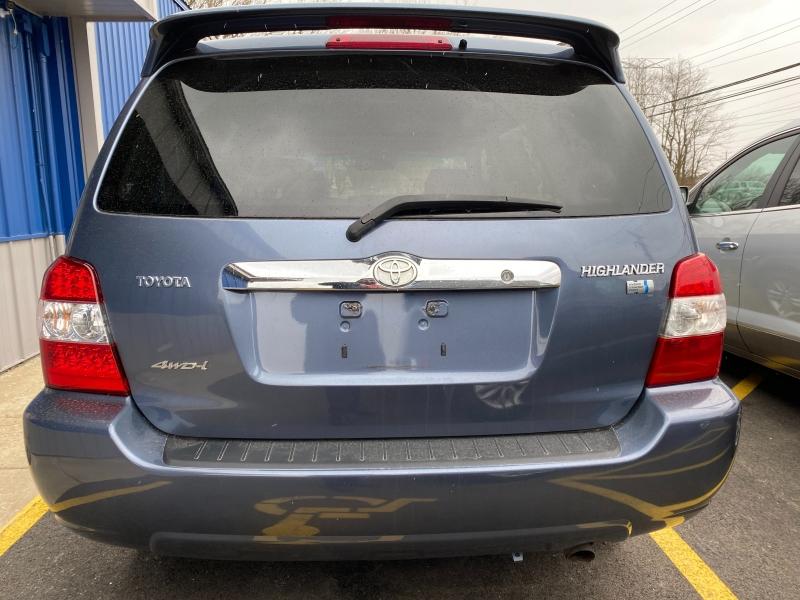 Toyota Highlander Hybrid 2006 price $6,798