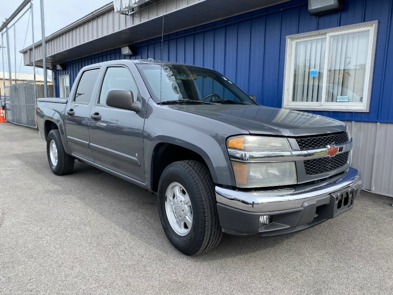 Chevrolet Colorado 2008 price $7,798