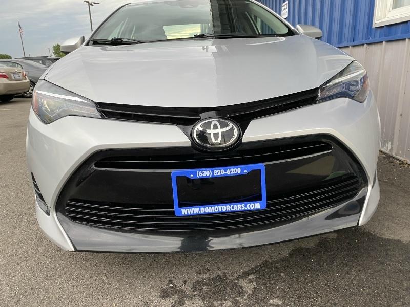 Toyota Corolla 2017 price $8,898