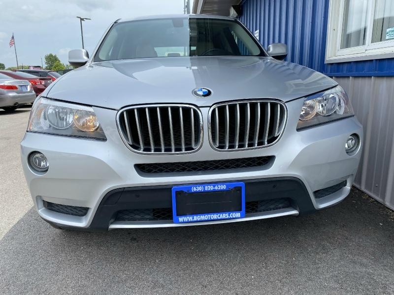 BMW X3 2013 price $13,998