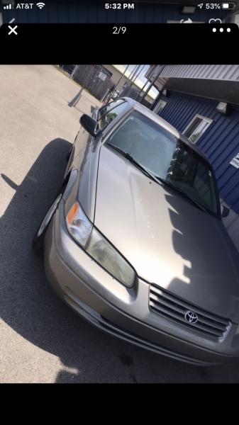 Toyota Camry 1999 price $1,995